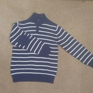Never worn boys Children's place cotton sweater.
